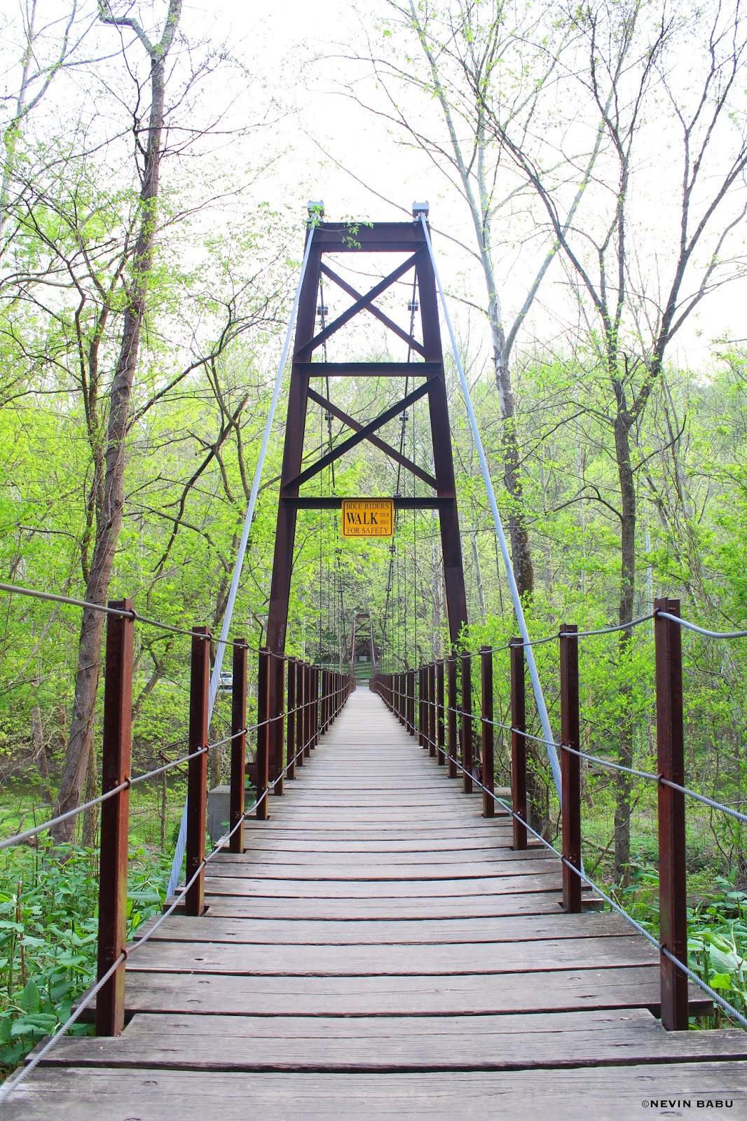 Patapsco Valley State Park Swinging Bridges - Porn Clips-9514