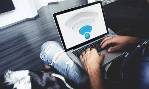 Cara Mudah Meningkatkan Sinyal WiFi pada Laptop