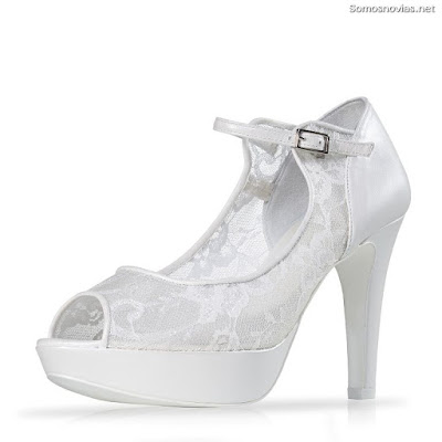Zapatos de Novias Doriani