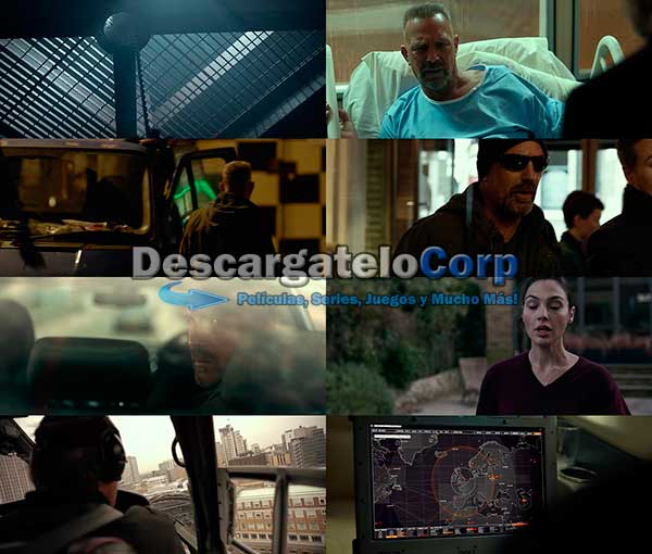 Mente Implacable DVDRip Latino