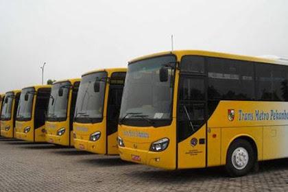 Lowongan Kerja Pekanbaru : Tenaga Operator Bus Trans Metro Pekanbaru Agustus 2017