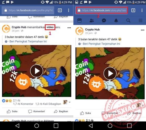 Cara Download Video Di Facebook Dengan Cepat Dan Mudah