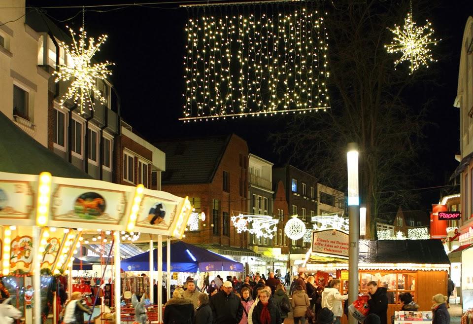Weihnachtsmarkt Bad Bentheim.Grafschaft Bentheim Die Schönsten Weihnachtsmärkte In Der