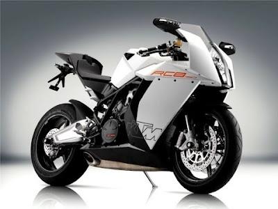New 2016 KTM 1190 RC8R   look
