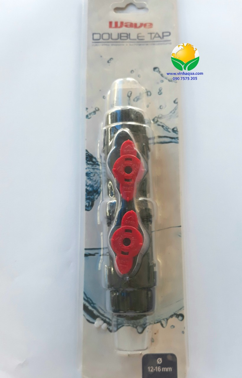 Khóa đôi nối ống fi 12