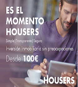HOUSERS, INVERSION INMOBILIARIA