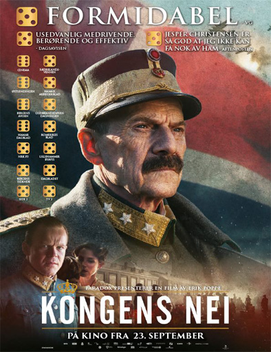Ver Kongens Nei (The King's Choice) (2016) Online