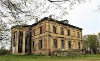 Pozostałości pałacu
