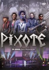 DVD Pixote 20 Anos - Sem Moderação (2014)