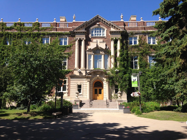 Convocation Hall, University of Alberta
