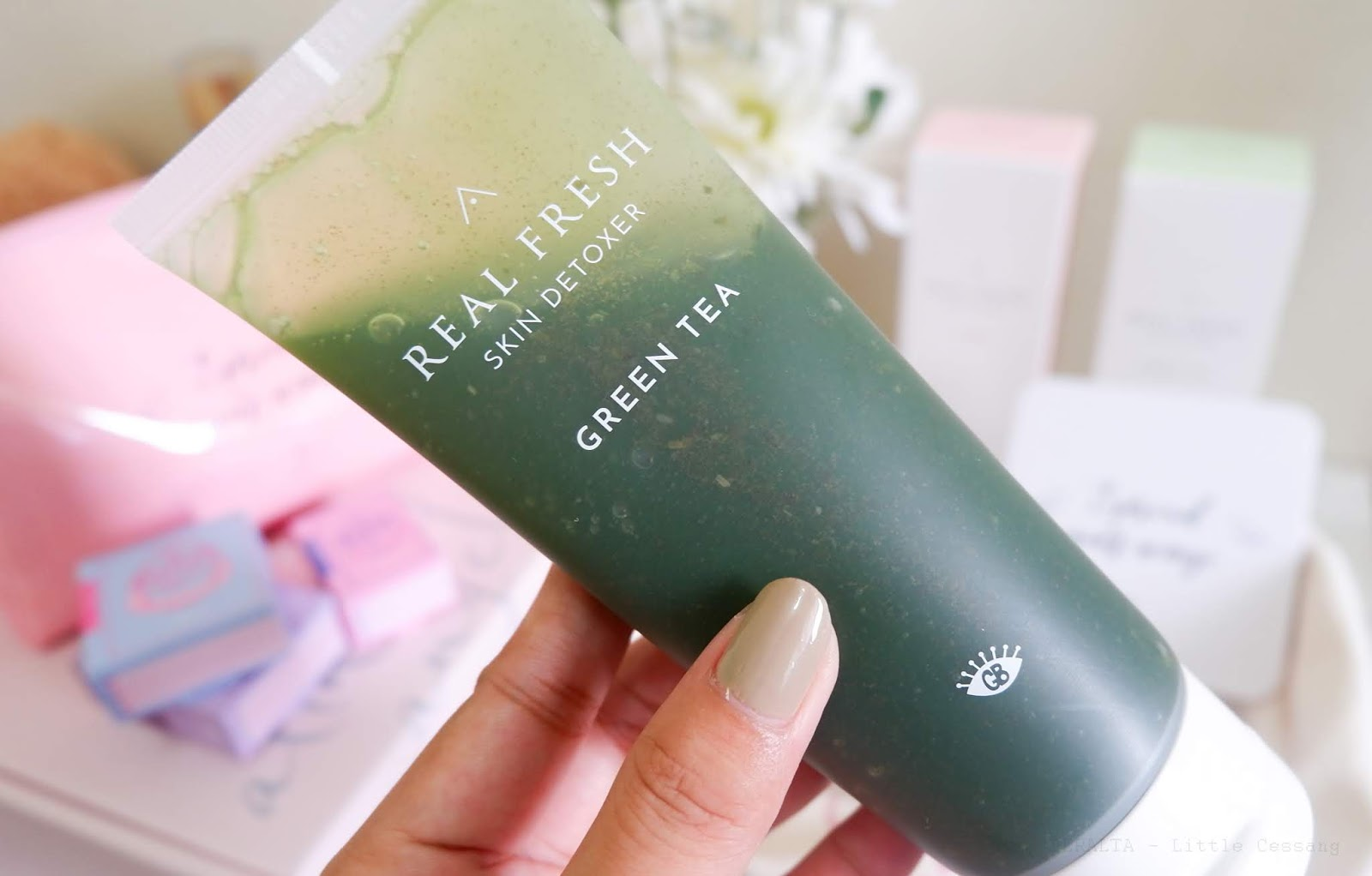 ALTHEA X GET IT BEAUTY REAL FRESH SKIN DETOXER: 10 SECS WASH OFF MASK