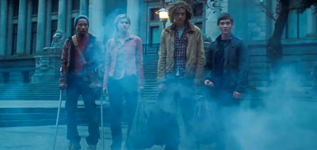 Percy Jackson Sea Of Monsters Cast