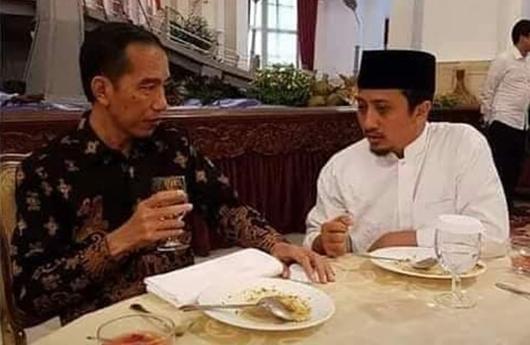 Jokowi Sebut Banyak Kompor Bikin Pilpres 2019 Panas