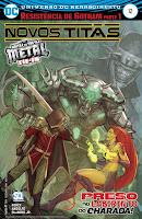 DC Renascimento: Novos Titãs #12