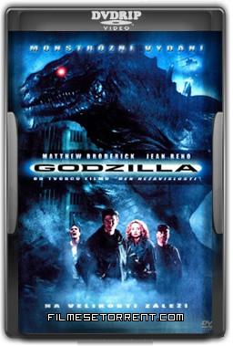 Godzilla Torrent DVDRip Dublado 1998