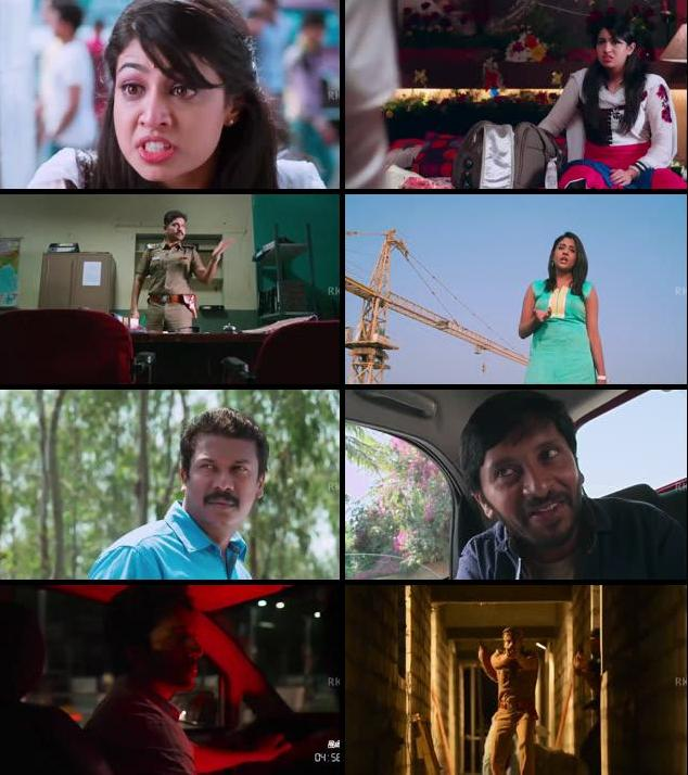 The Real Shatru 2016 Hindi Dubbed 720p HDRip