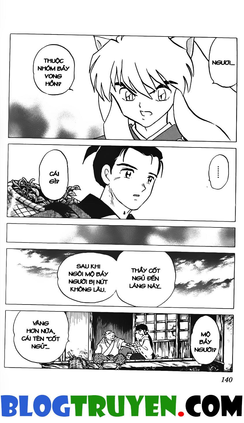 Inuyasha vol 25.8 trang 9