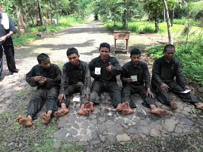 PSHT Ranting Bogor Barat