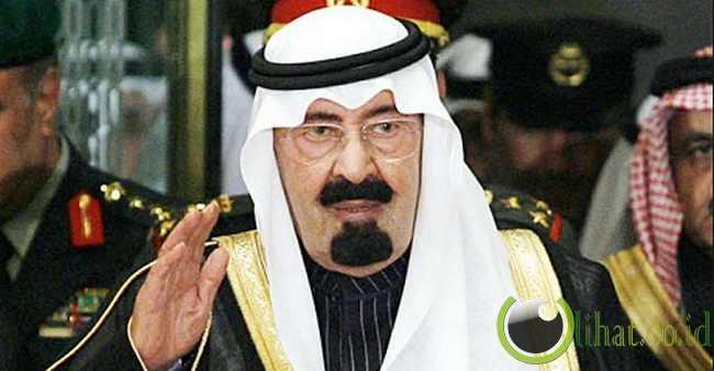 King Abdullah bin Abdul Aziz (raja Arab Saudi)