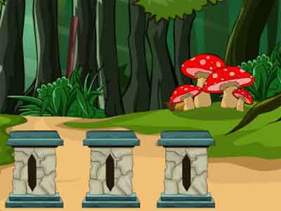 Escape Cursed Fairy 2 Juegos Solucion