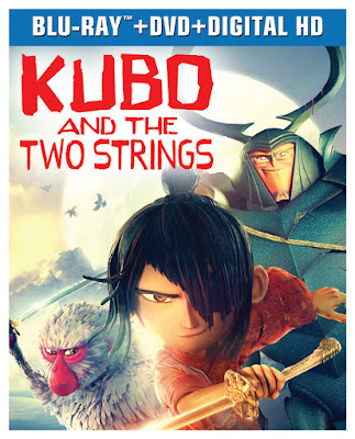 Kubo and the Two Strings 2016 Dual Audio DD 5.1ch 720p BRRip 950mb
