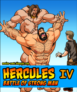 Hercules Battle Of Strong Man 04
