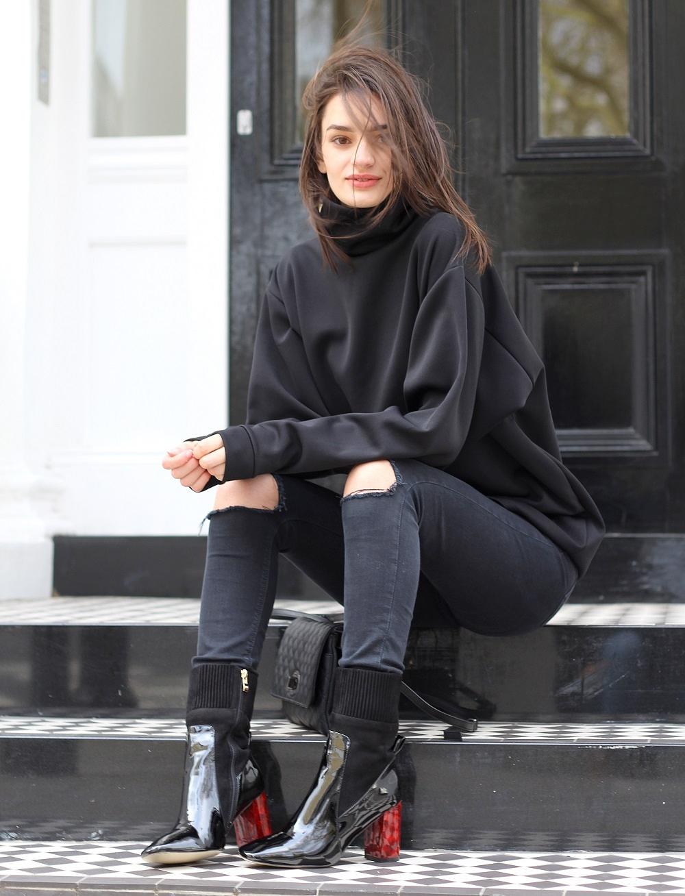 peexo street style all black