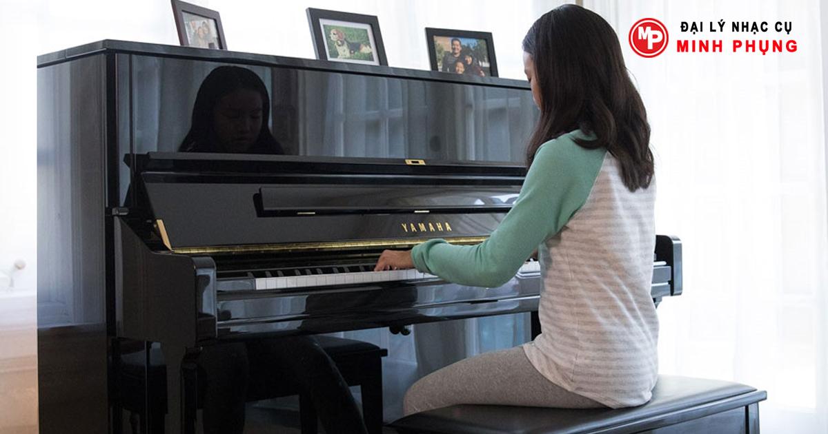 Bán Đàn piano Yamaha U1H | Màu Đen, Màu Gỗ, Silent Giá Rẻ Q