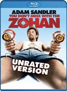 You Don't Mess with the Zohan (2008) UNRATED 1080p 2.1GB BluRay Dual Audio [English 5.1-Hindi 5.1] MKV