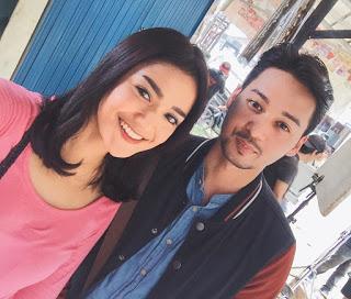Foto Andi Annisa Iasyah dan Hardy Hartono