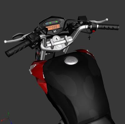 GTA SA - CG MOTOBOY