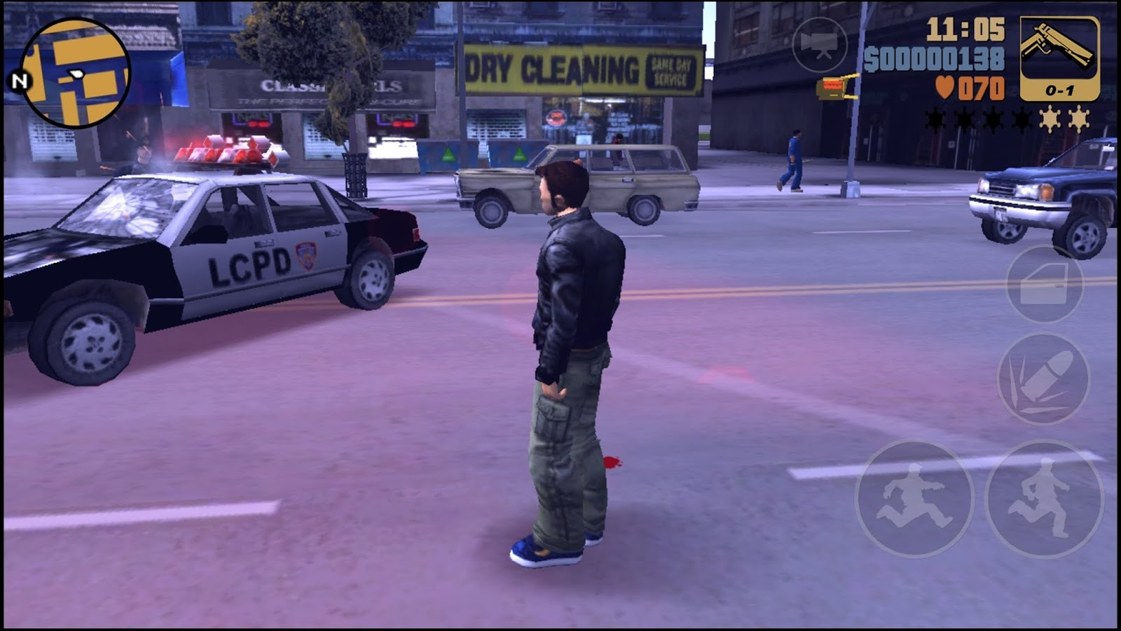Grand Theft Auto 3 GTA 3 APK OBB Data for Android