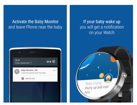 babyphone app android