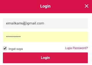 Login di bukalapak.com