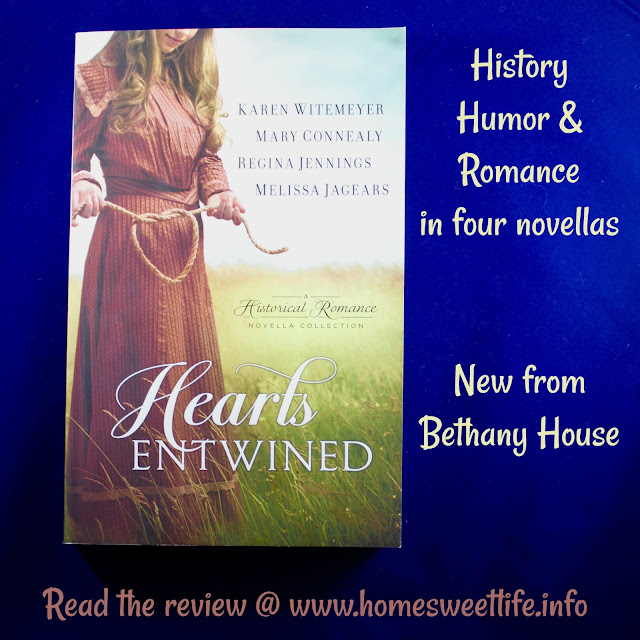 Christian Historical Fiction, Mary Connealy, Karen Witemeyer, Bethany House, book reviews