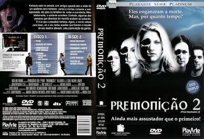 Premonição 2 DVD Capa