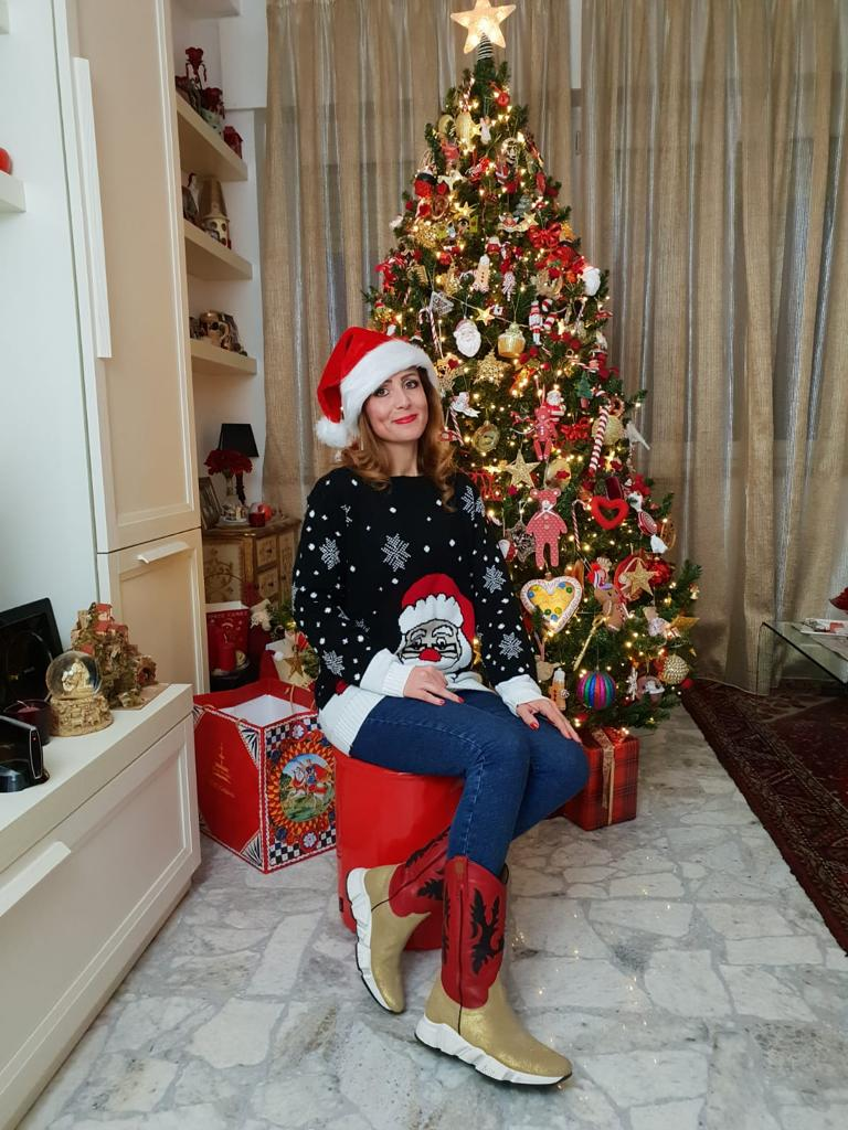 Merry Christmas to You from Vale on Fashion and Cookies blog, fashion blogger