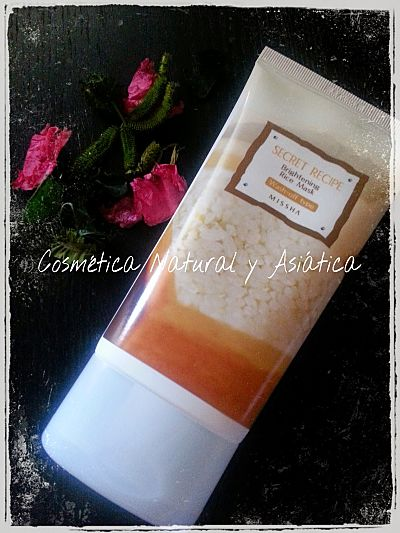 Missha-secret-recipe-brightening-rice-mask
