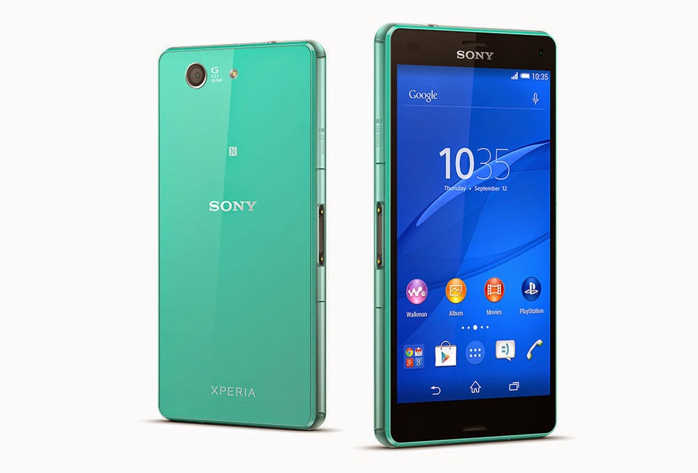 Best smartphones on the market: Xperia Z3 Compact