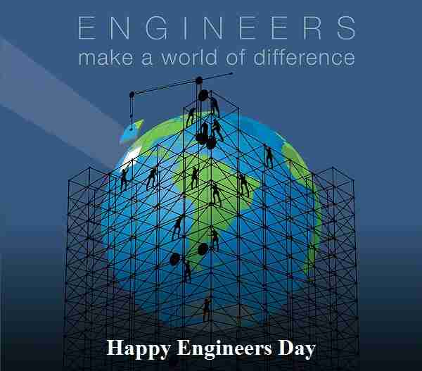 Happy Engineers Day 2018 Images