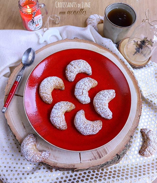 recette bahlsen croissants de lune