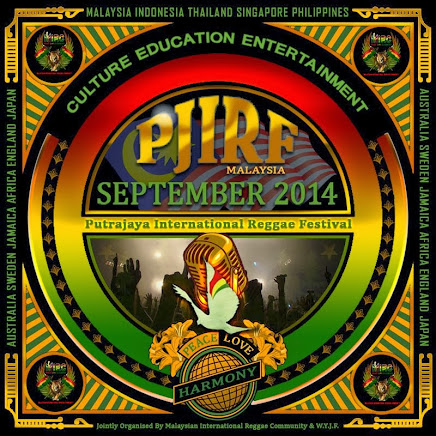 Putrajaya International Reggae Festival 2014