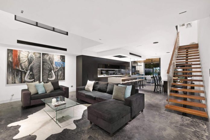 Spectacular Interior Design Created by Carrera by Design