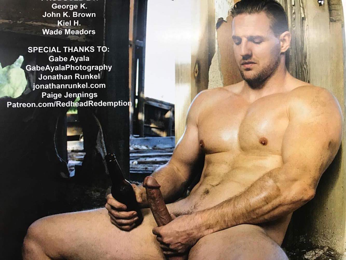 Cody Naked 57