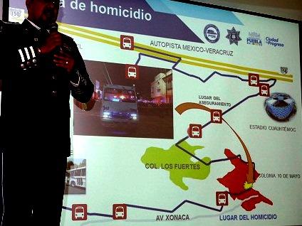 Capturan a presunto homicida del pasajero de Ruta 19