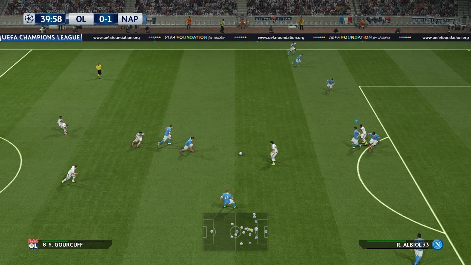Pro Evolution Soccer PES 2017 Full Espaol MEGA