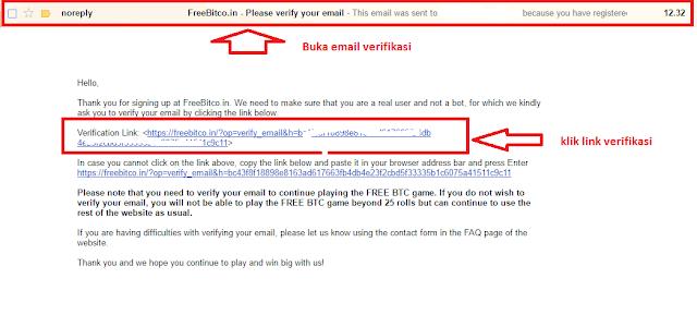 6 - Cara mudah mendapatkan bitcoin gratis