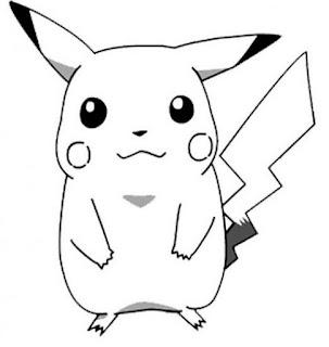 Melhores desenhos para colorir Pokémon Go