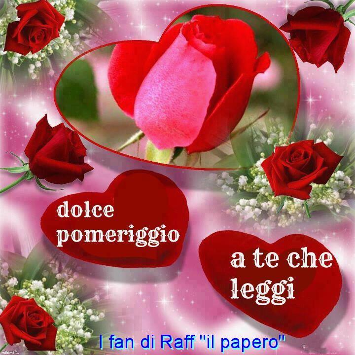 I fan di raff il papero buon sabato e felice week for Immagini buon sabato pomeriggio