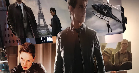 IN THEATRES: Mission: Impossible - Fallout
